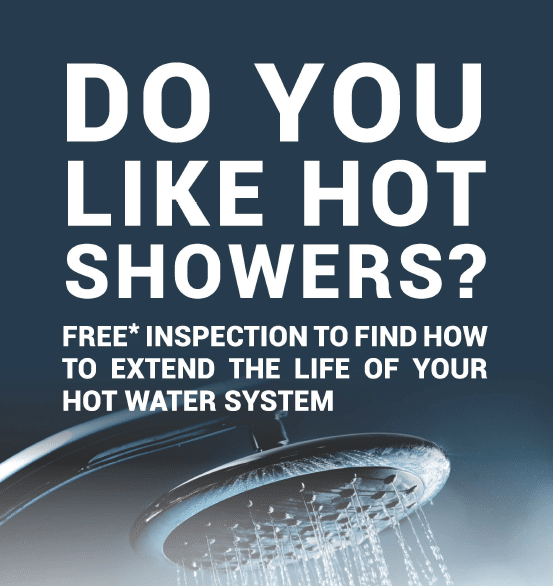 FREE Hot Water Inspection